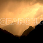A Sunset, Gilgit, Gilgit-Baltistan, July 13, 2014