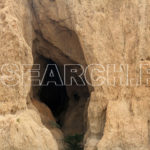 A cave, Bolan Pass, Balochistan, March 27, 2015