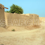 A mud village, D I Khan, KP, March 18, 2010