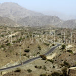 A road through Mohmand Agency, FATA, November 1, 2012