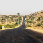 A road to Thar, Naukot, Thar, Sindh, December 31, 2012