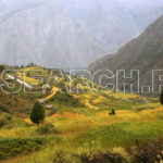 A village in Rama, Astore, Gilgit-Baltistan, August 30, 2016