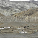 An Afghan village, Pishin, Balochistan, January 30, 2011