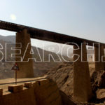 Historic bridge, Khyber Pass, Khyber Agency, FATA, November 8, 2012