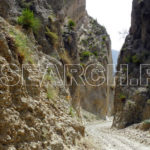 Narrow Passage, Karak, KP, March 16, 2010