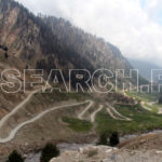 Road to Lawari Top, Dir, KP, July 23, 2013