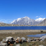 Shandur Lake, Shandur Pass, Chitral, KP, June 1, 2008