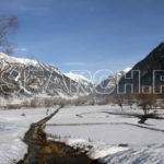 Snow fields, Atrore Valley, Kalam, Swat, KP, March 28, 2013